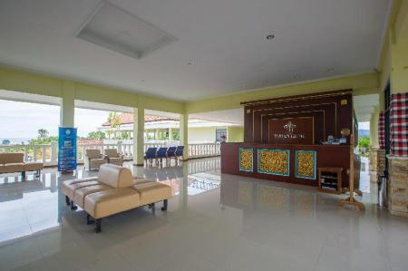 Lobi Taman Surgawi Resort & Spa