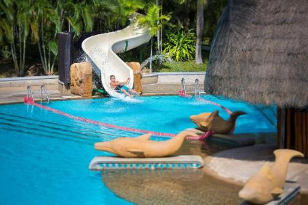 utomhuspool Hilton Hua Hin Resort & Spa