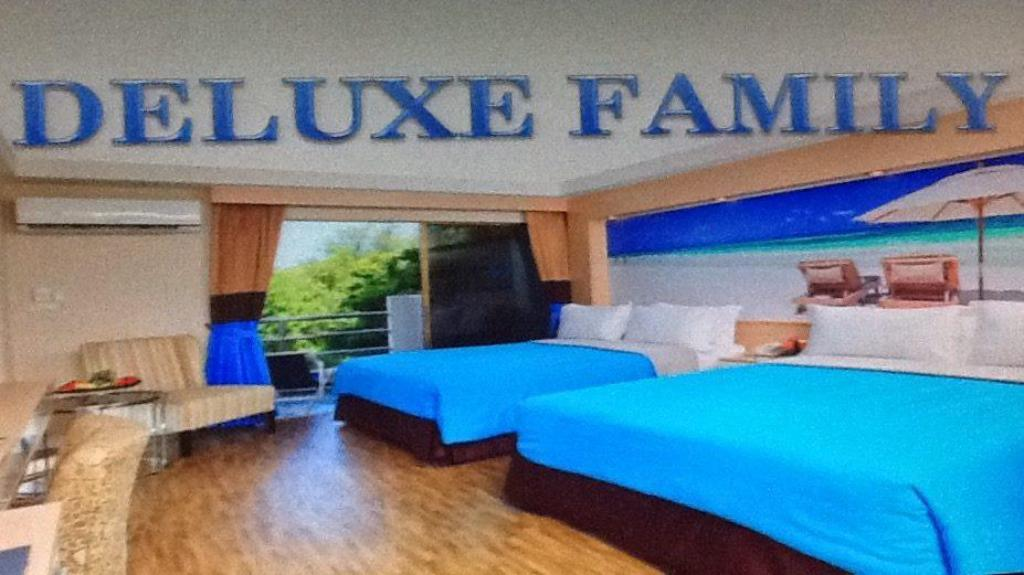 Deluxe Family 4 Pax - Bed