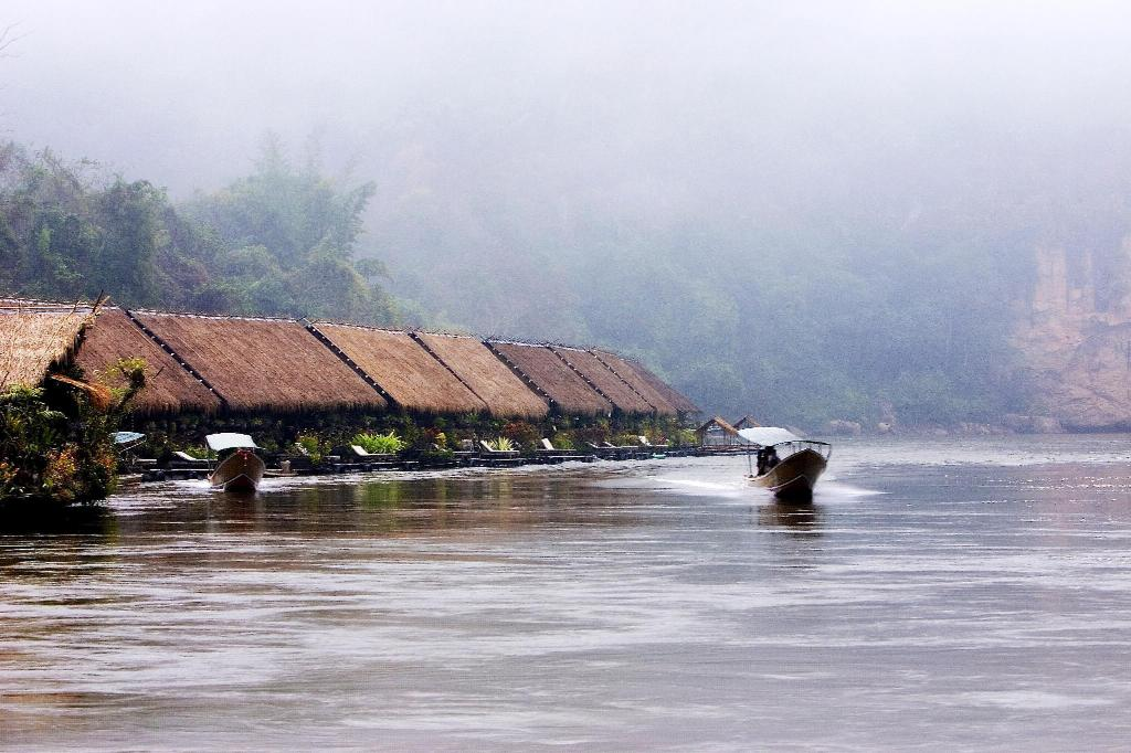 More about River Kwai Jungle Rafts Resort