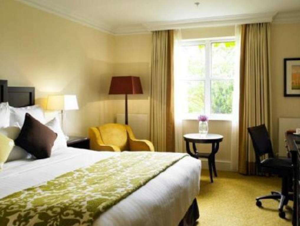 Deluxe Room, Guest room, 1 King or 1 Queen - 客房 斯普勞斯頓莊園鄉村俱樂部萬豪飯店 (Marriott Sprowston Manor Hotel and Country Club)