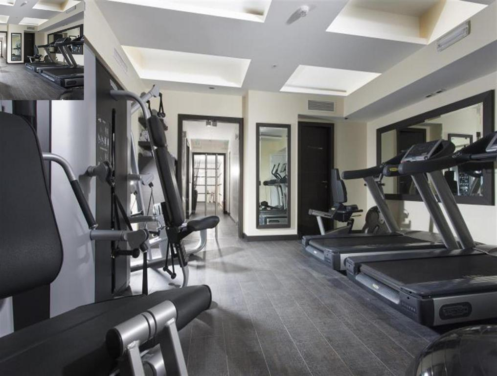 Fitness center Hotel Artemide