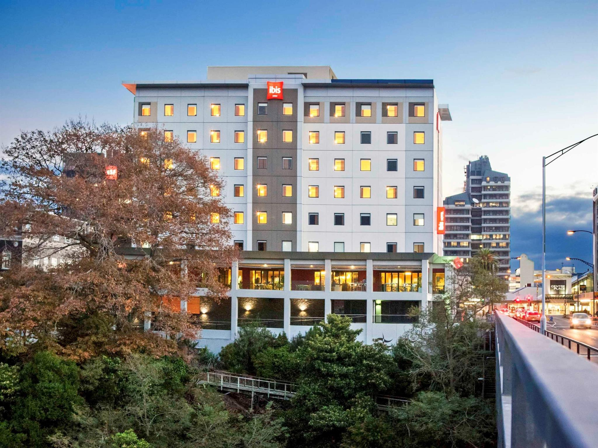 Best Price on Ibis Tainui Hamilton Hotel in Hamilton Reviews