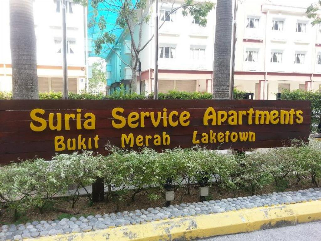 More about Suria Apartment Bukit Merah Laketown