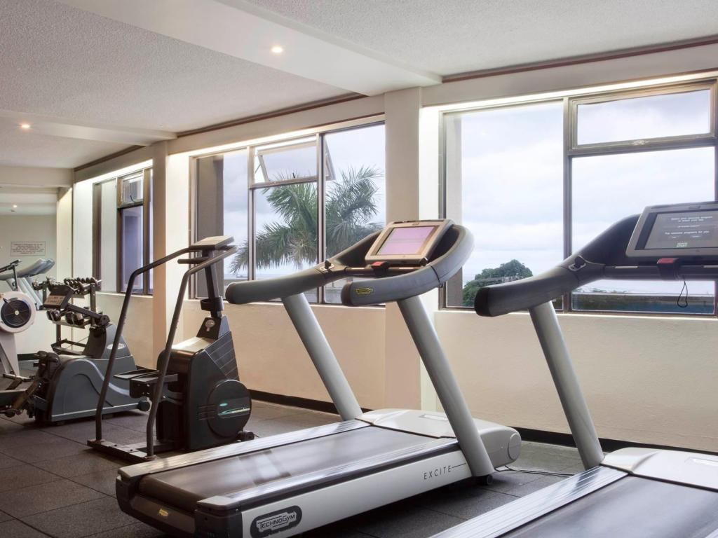 Fitness center Crowne Plaza Port Moresby