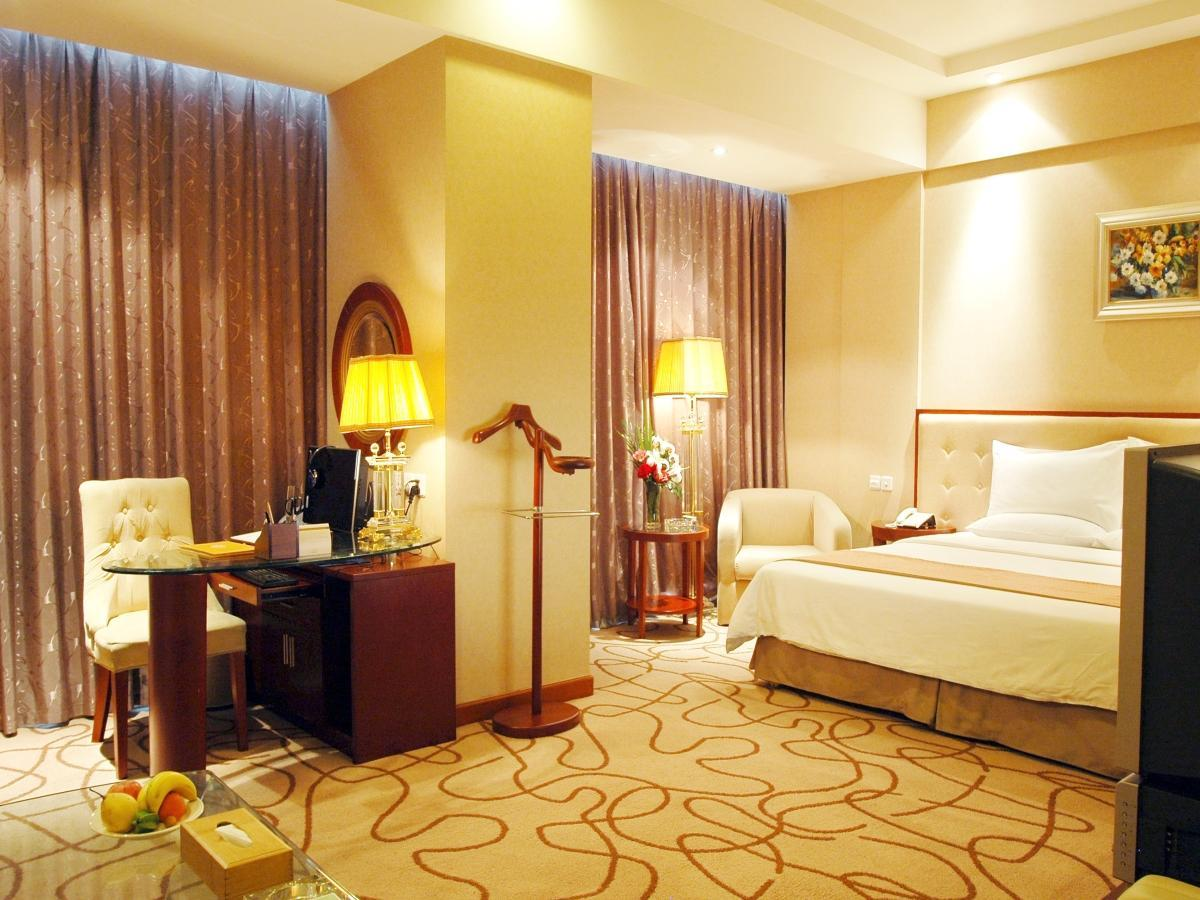 Kamar Executive dengan Ranjang King (Executive King Bed)