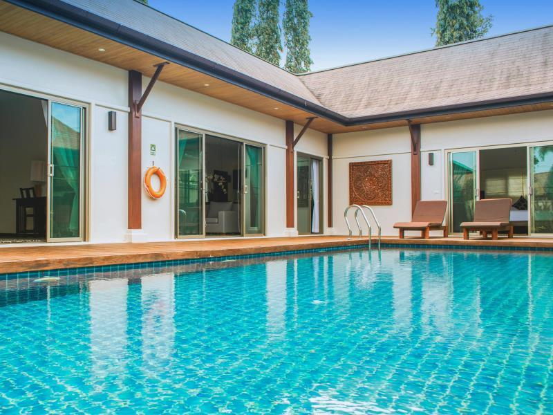 Orienta Style Layan 4 Bedroom Pool Villa