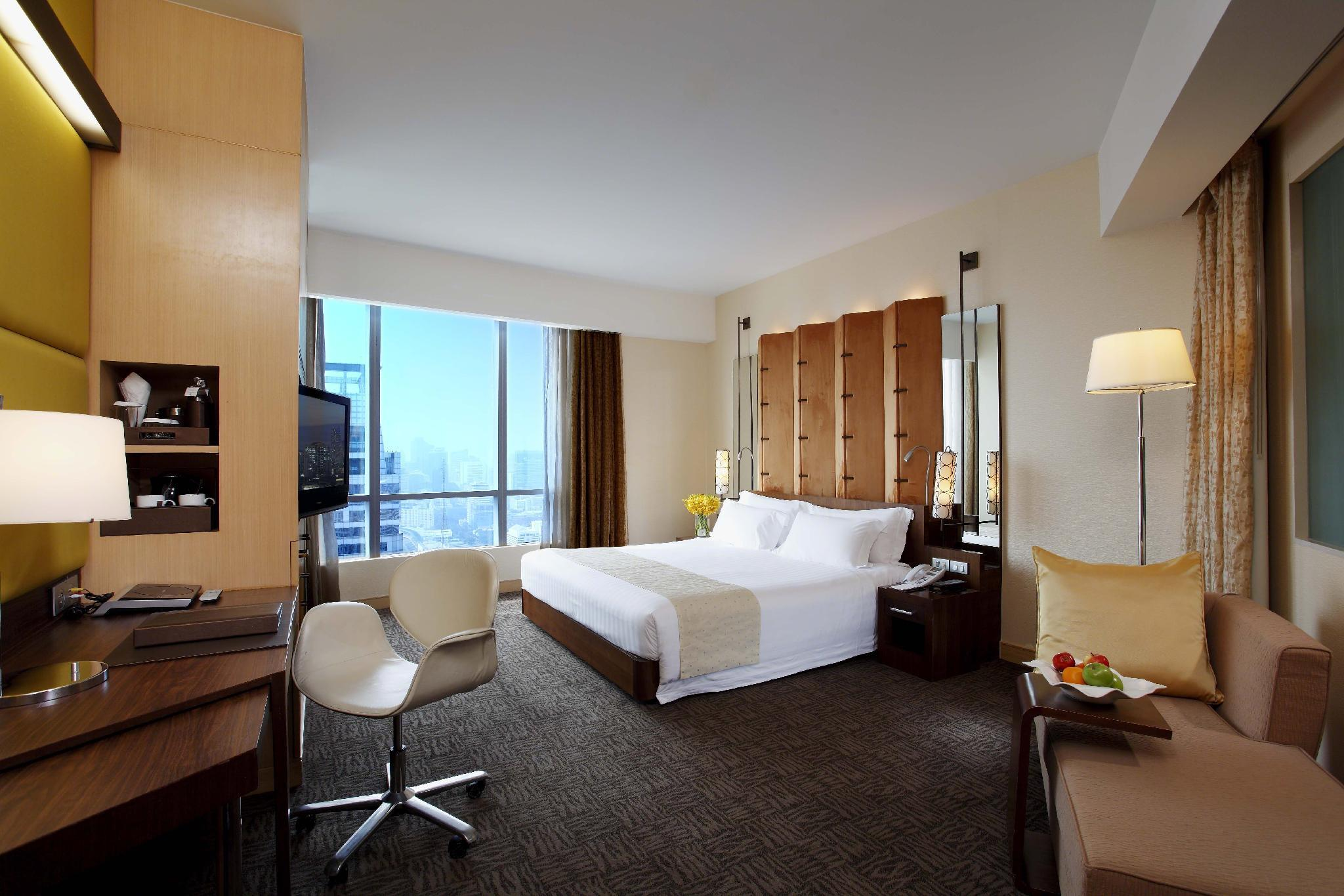 World Club Deluxe Twin Room