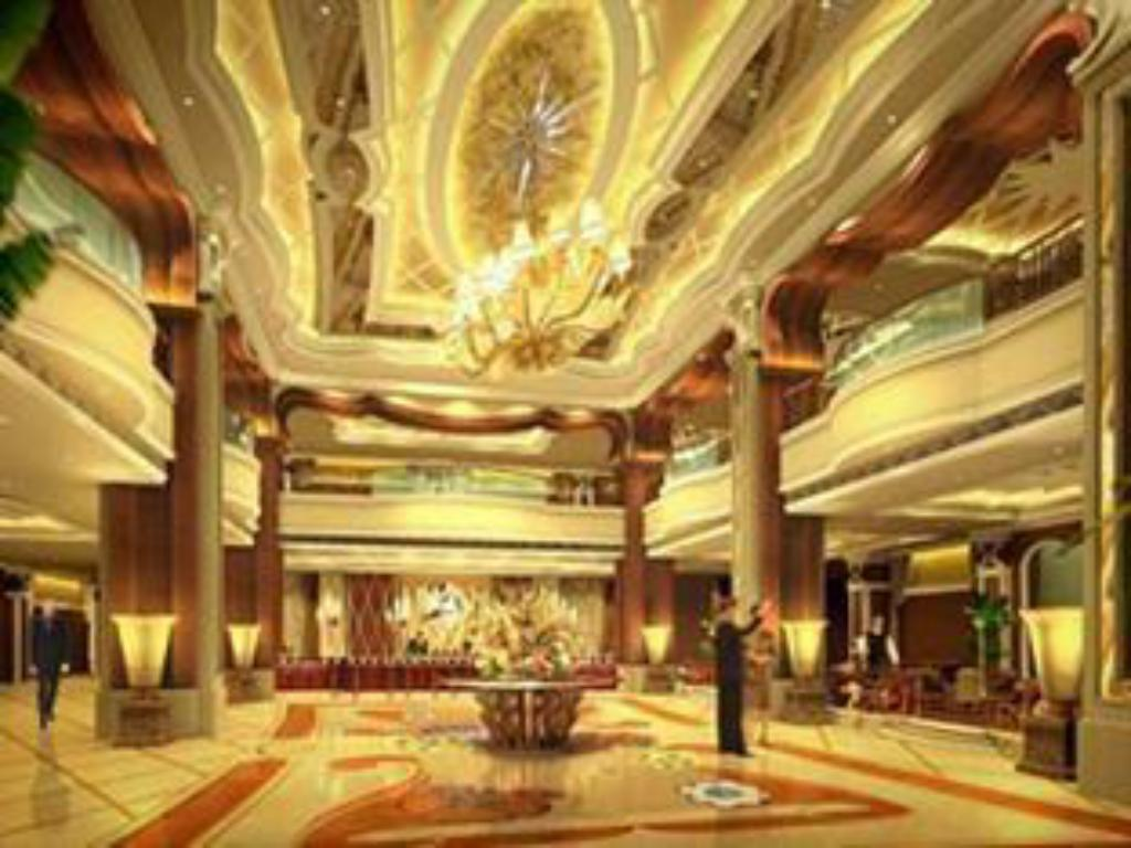 Hol Inner Mongolia Jin Jiang International hotel