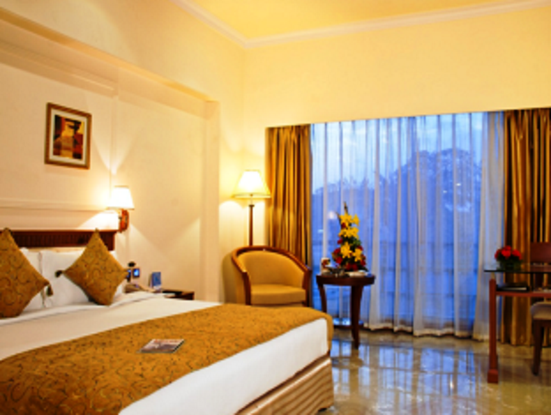 Kamar Club Double atau Twin (Club Double Or Twin Room)