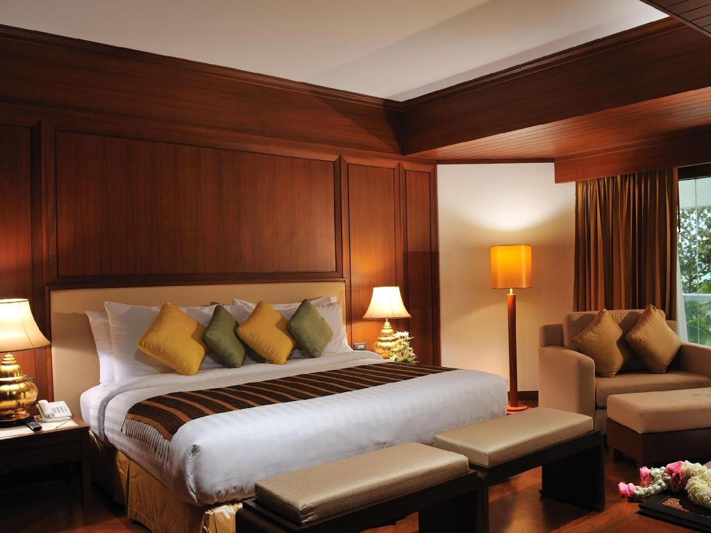 The Senator Suite - Bed