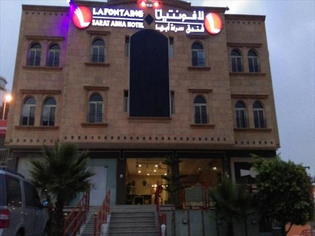 More about Lafontaine Sarat Abha Hotel