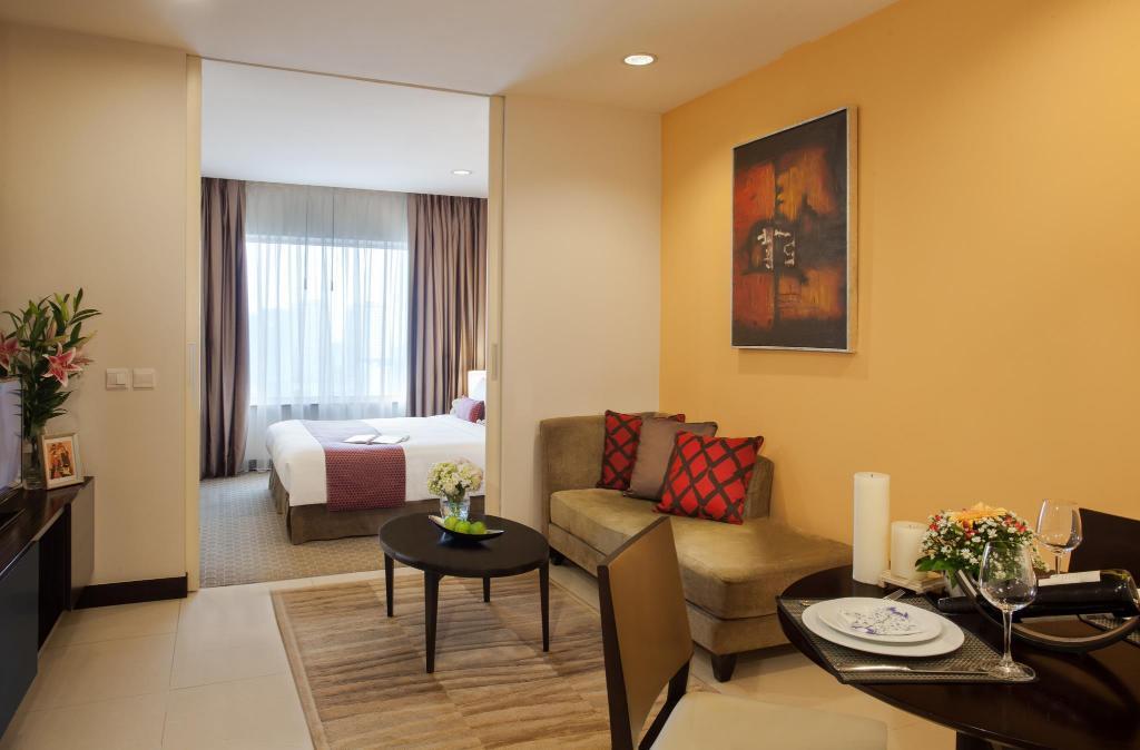 Stuudio executive Somerset Hoa Binh Serviced Residences