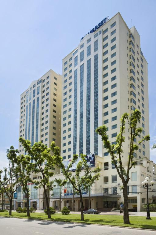 Somerset Hoa Binh Serviced Residences
