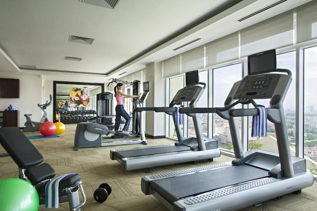 Spordikeskus Somerset Hoa Binh Serviced Residences