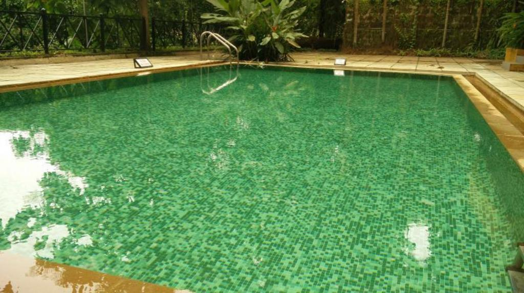 Swimming pool Surya Sangolda Apartment