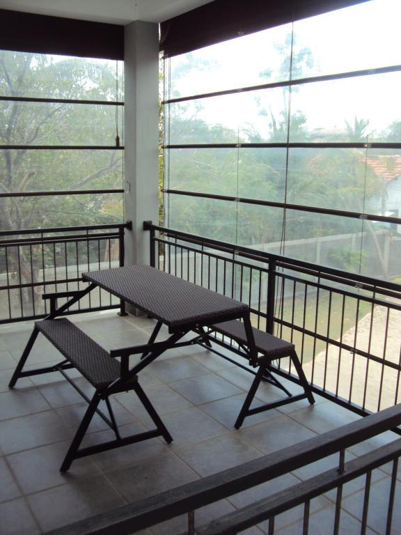 Balcony/terrace Sea Breeze Deluxe Inn