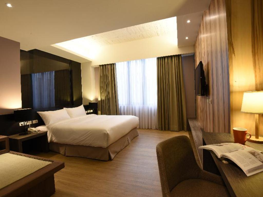 Doble Adagio Travel Tainan Roots Inn