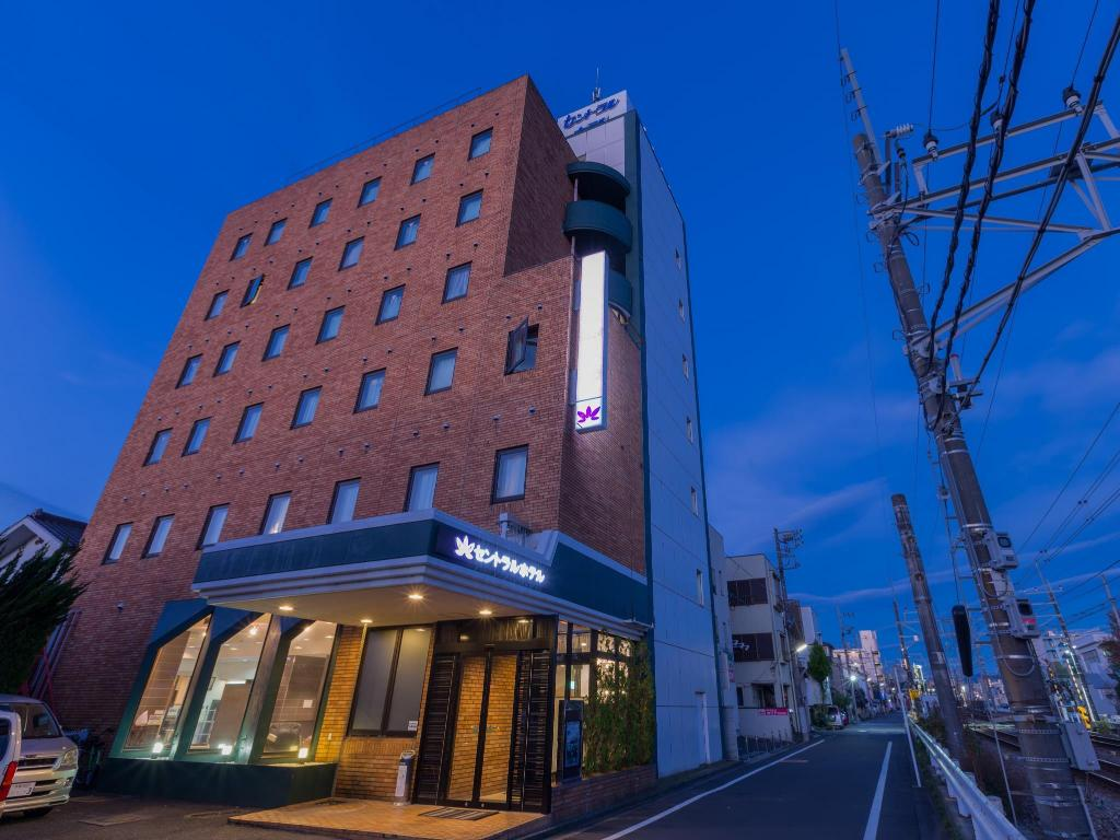 More about Central Hotel Hachioji