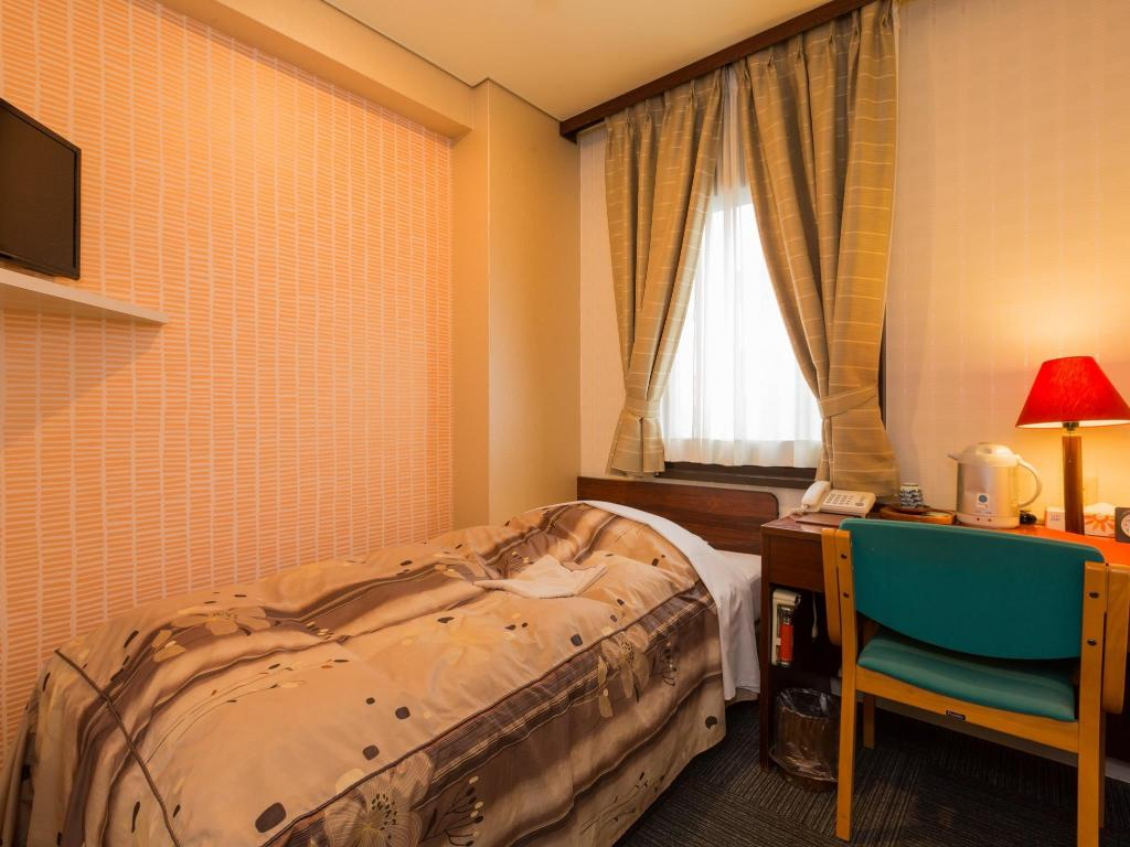 Single - Smoking - Bed Central Hotel Hachioji