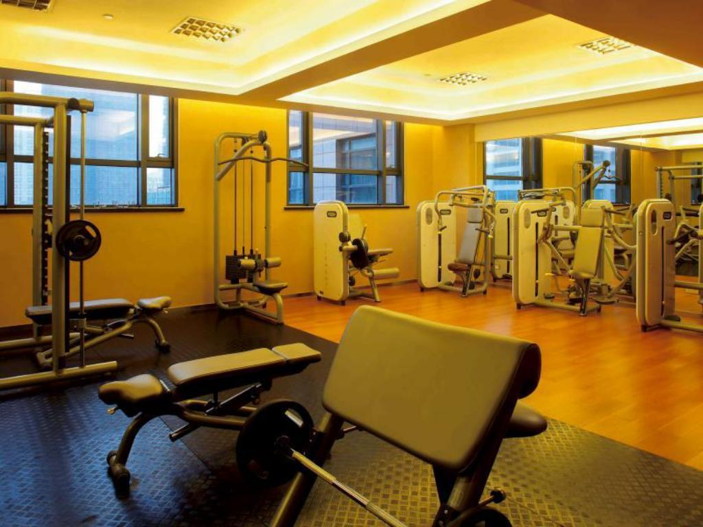 gym Swissotel Grand Shanghai