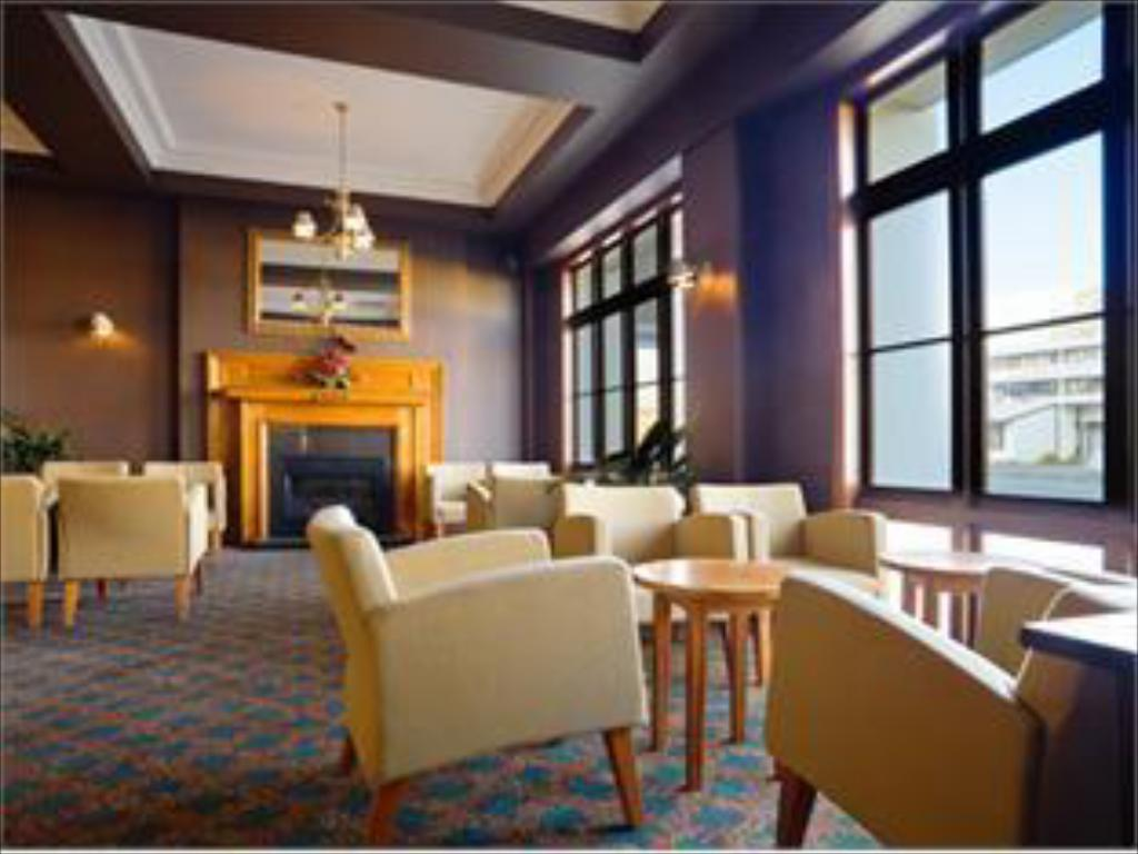 Lobby Distinction Palmerston North Hotel & Conference Centre