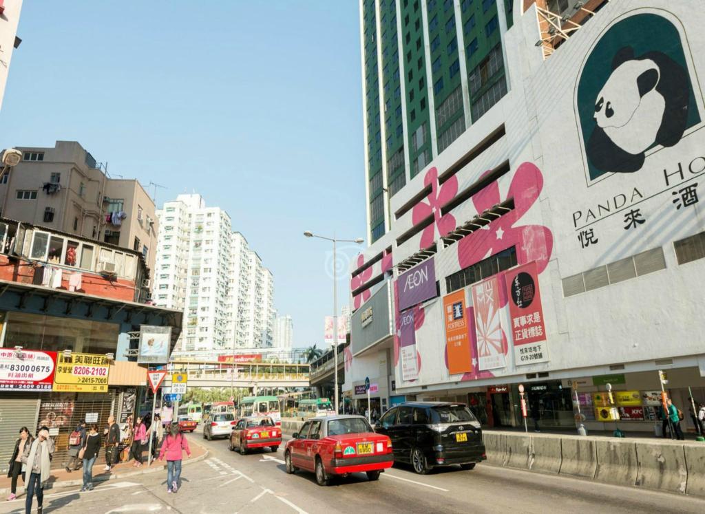 Panda Hotel In Hong Kong Room Deals Photos Reviews