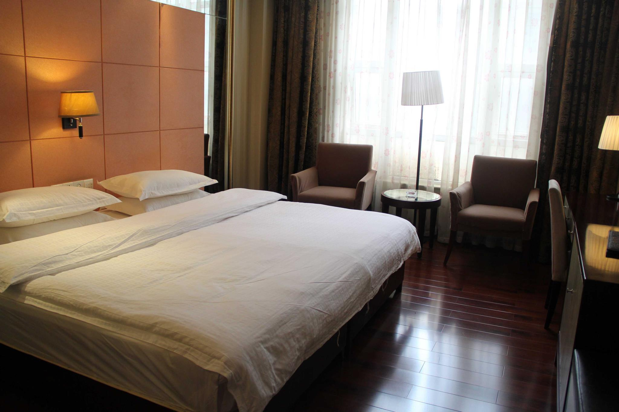 Executive Kingsize kamer (Executive King Room)