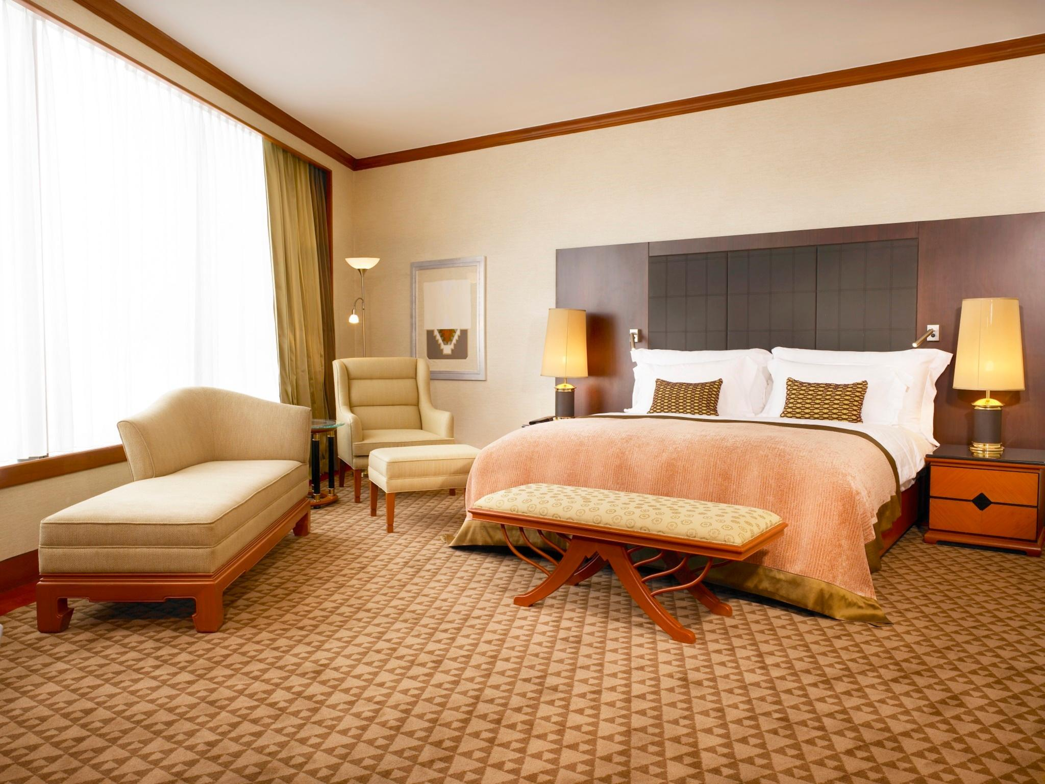 Suite Executive - Tempat Tidur King (Executive Suite - King Bed)