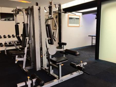 Fitness center Citadines Sukhumvit 23 Bangkok