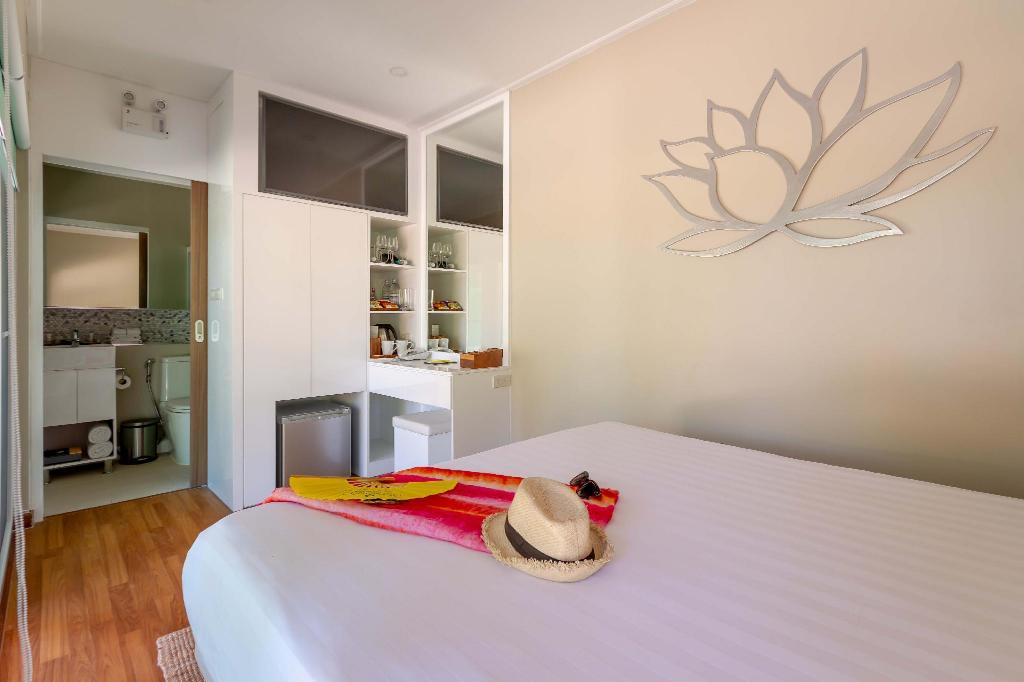 Palm Cabin - Bed Serenity Resort & Residences Phuket