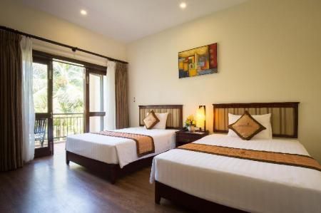 Superior Garden View - Double or Twin Bed - Bed Diamond Bay Resort & Spa