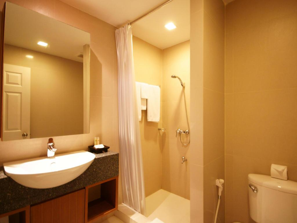Bathroom I Residence Hotel Sathorn