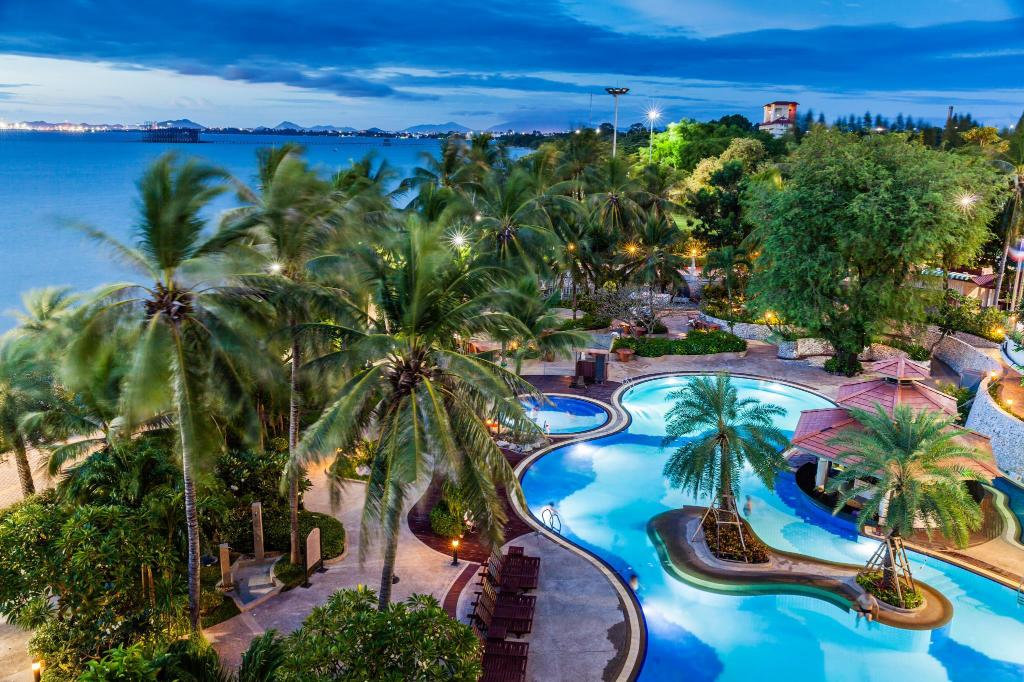 best hotel in pattaya