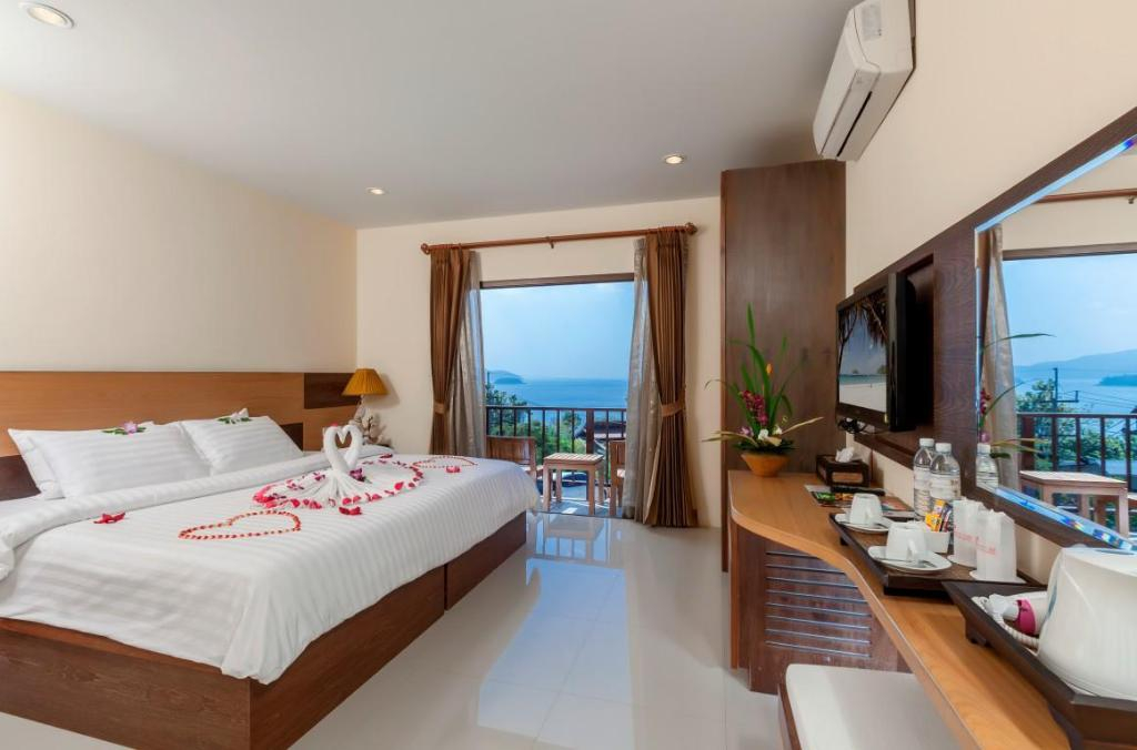 Guestroom Secret Cliff Resort & Restaurant