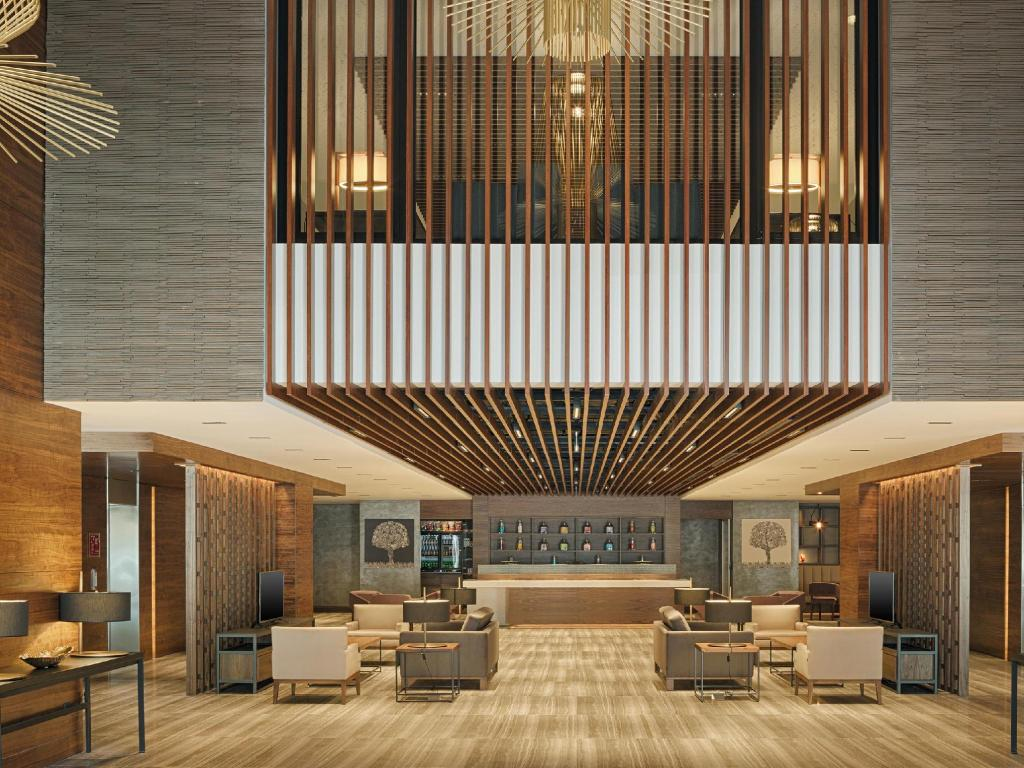 Lobby Four Points By Sheraton Istanbul Dudullu