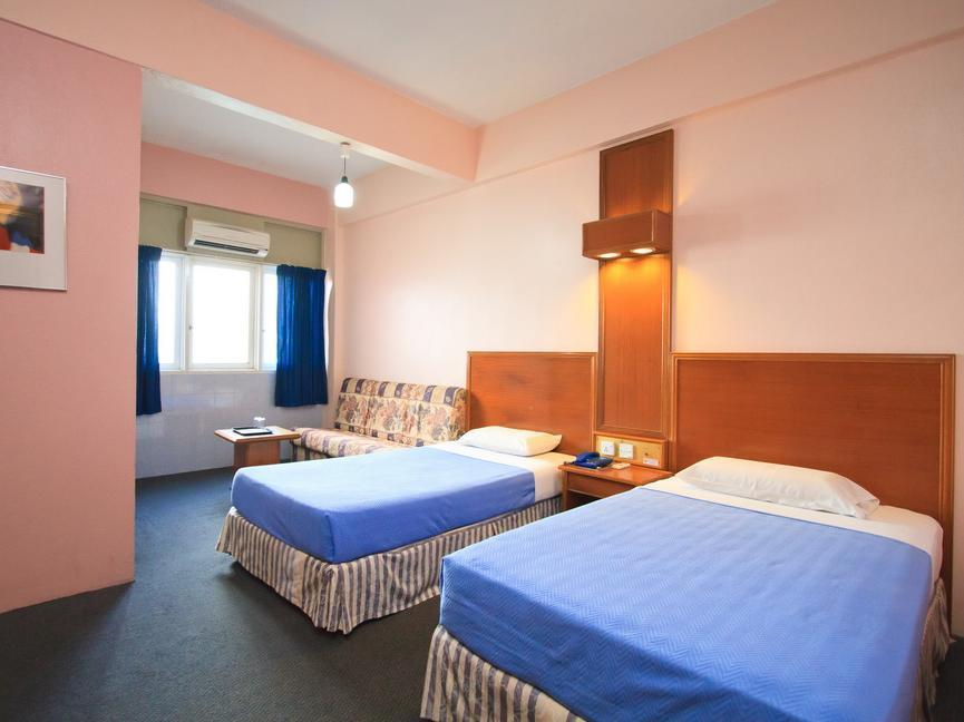 Kamar Twin - 2 Tempat Tidur Single (Twin Room - 2 Single beds)