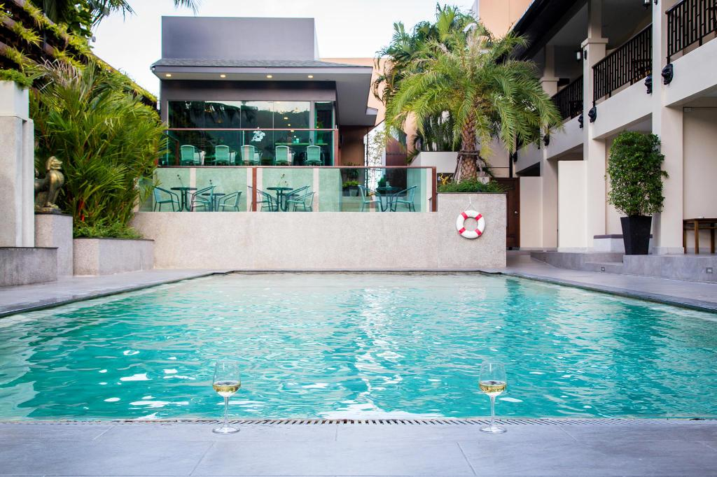 Swimming pool [outdoor] Naiya Buree Boutique Resort