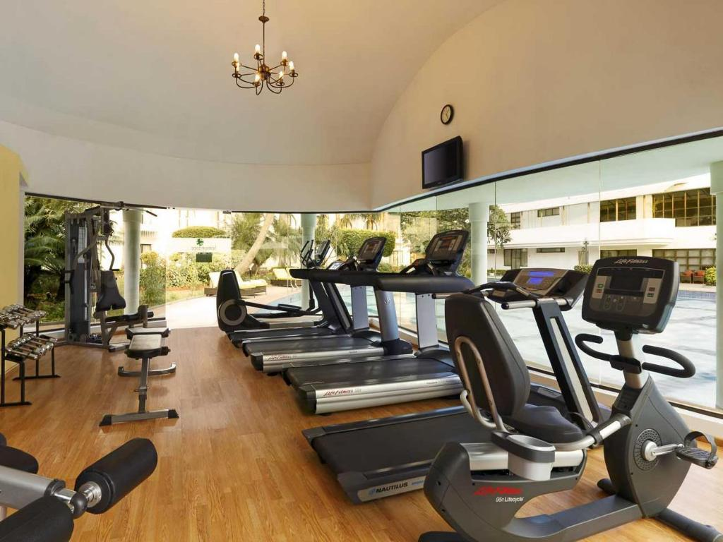 Fitness center Lemon Tree Hotel Aurangabad