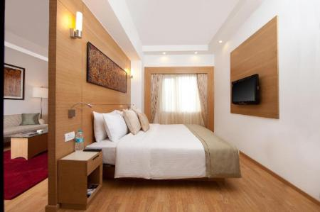 Executive klases Suite numurs Lemon Tree Hotel Aurangabad