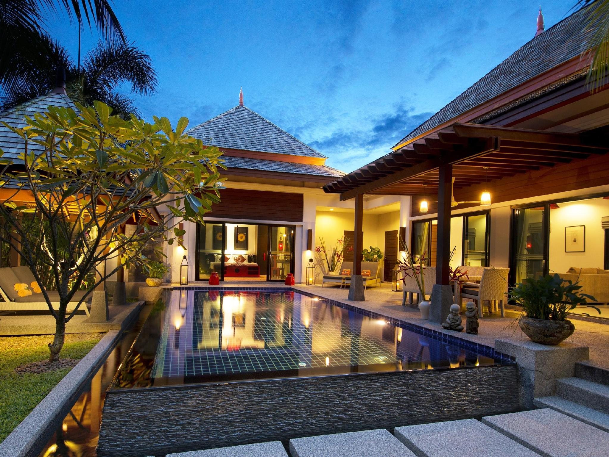 LUXURY PRIVATE POOL VILLA (3BR)