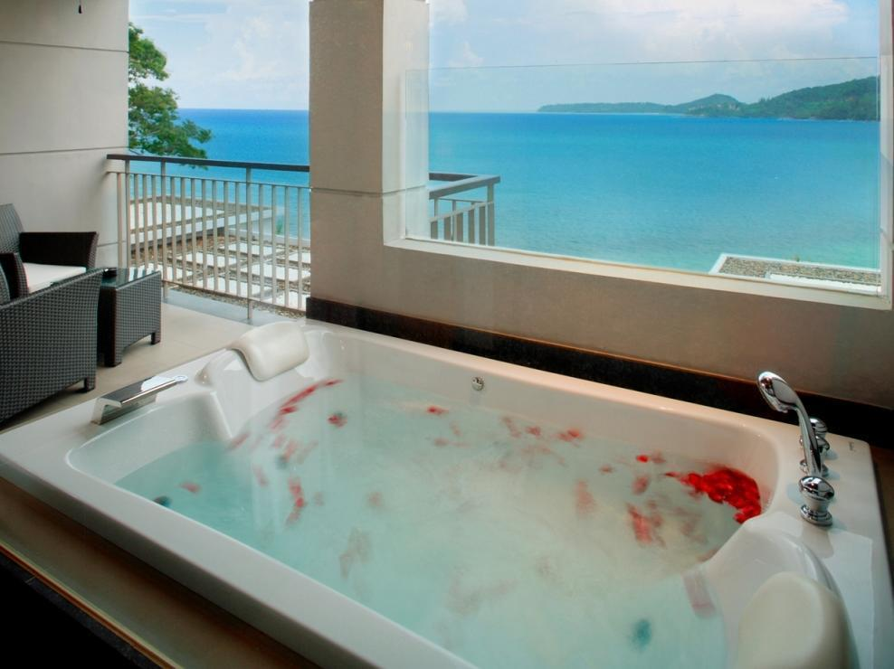 Sea View Jacuzzi Deluxe