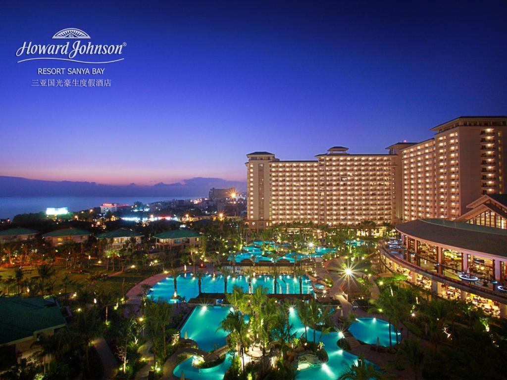 Howard Johnson Resort Sanya Bay in China - Room Deals