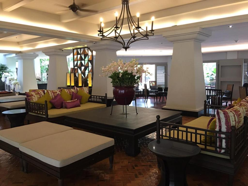 Lobby AVANI Pattaya Resort