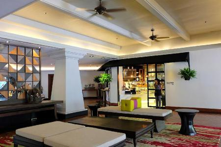 Interior view Avani Pattaya Resort