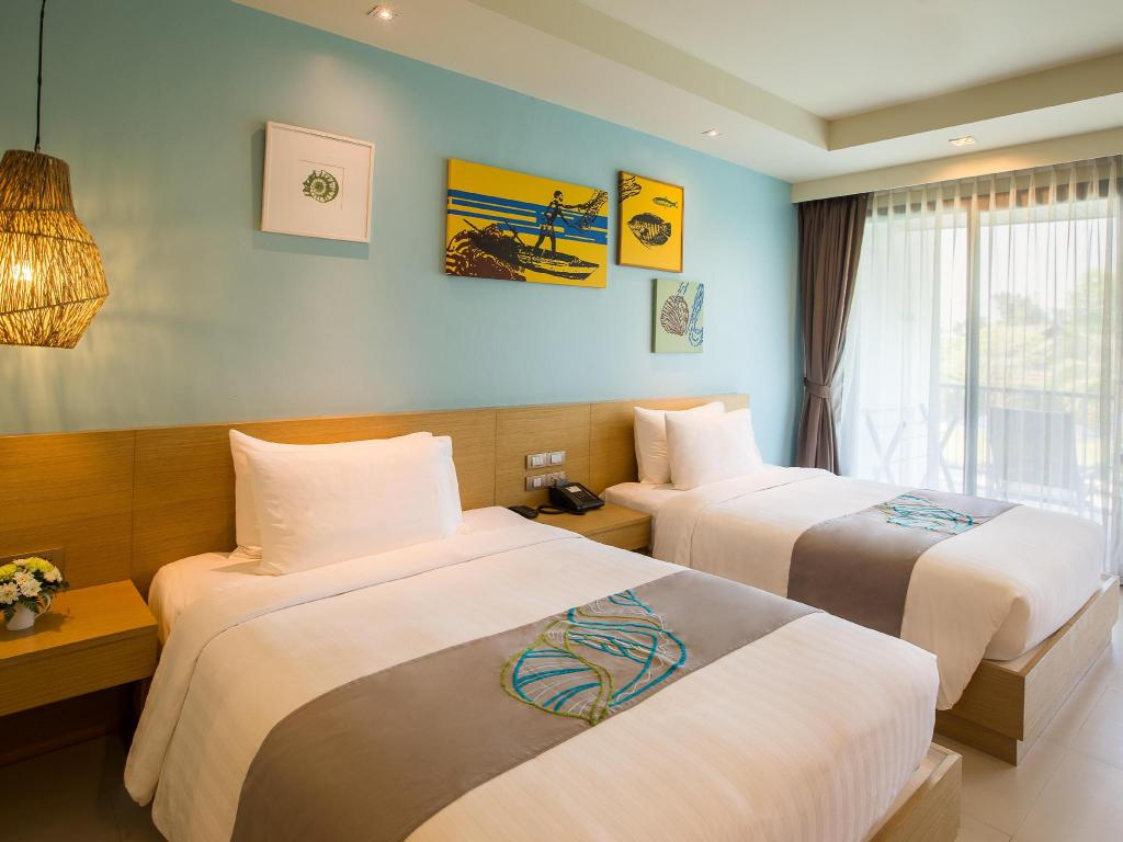 Interieur Holiday Inn Resort Krabi Ao Nang Beach