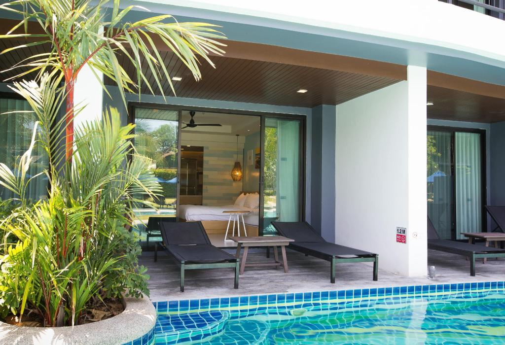 2 Single Beds Pool Accessible Non-Smoking - Vue