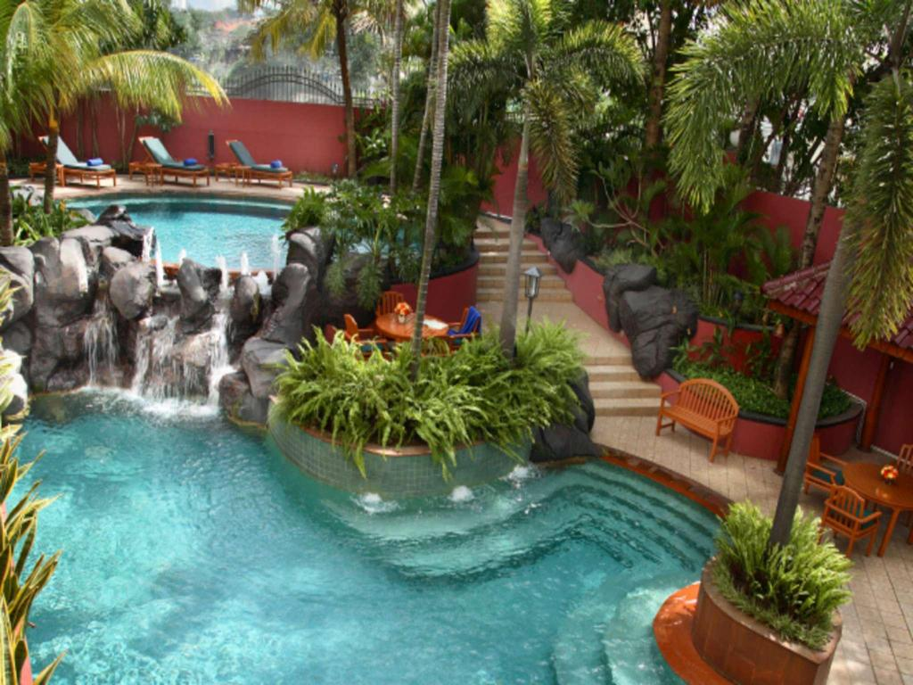 Swimming pool [outdoor] Ascott Jakarta
