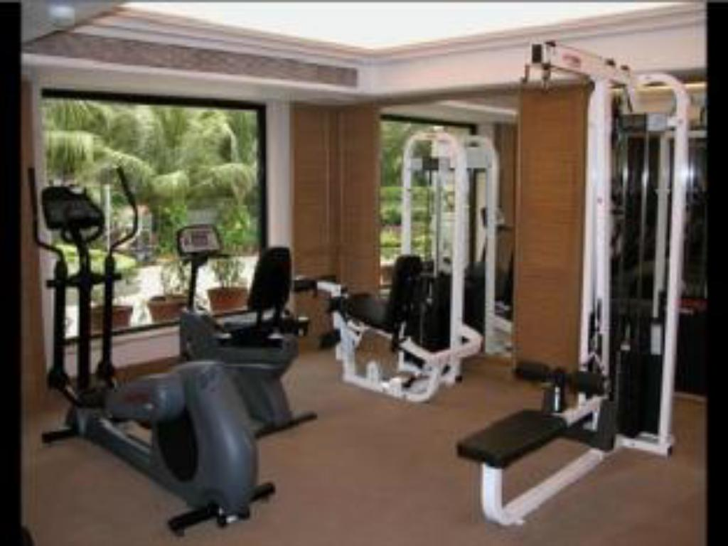 Fitness center The Residence Hotel and Apartment