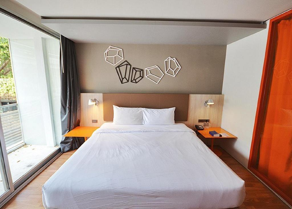 Comfort - Bed The Heritage Silom Hotel